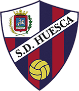 Logo of S.D. HUESCA