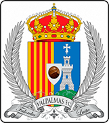 Logo VALPALMAS F.C.