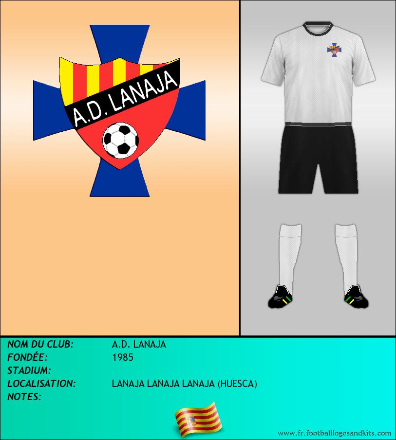Logo de A.D. LANAJA