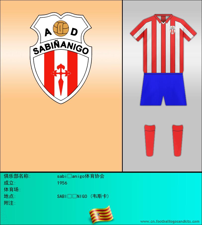 标志sabiñanigo体育协会