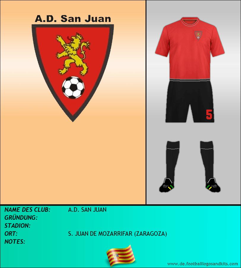 Logo A.D. SAN JUAN