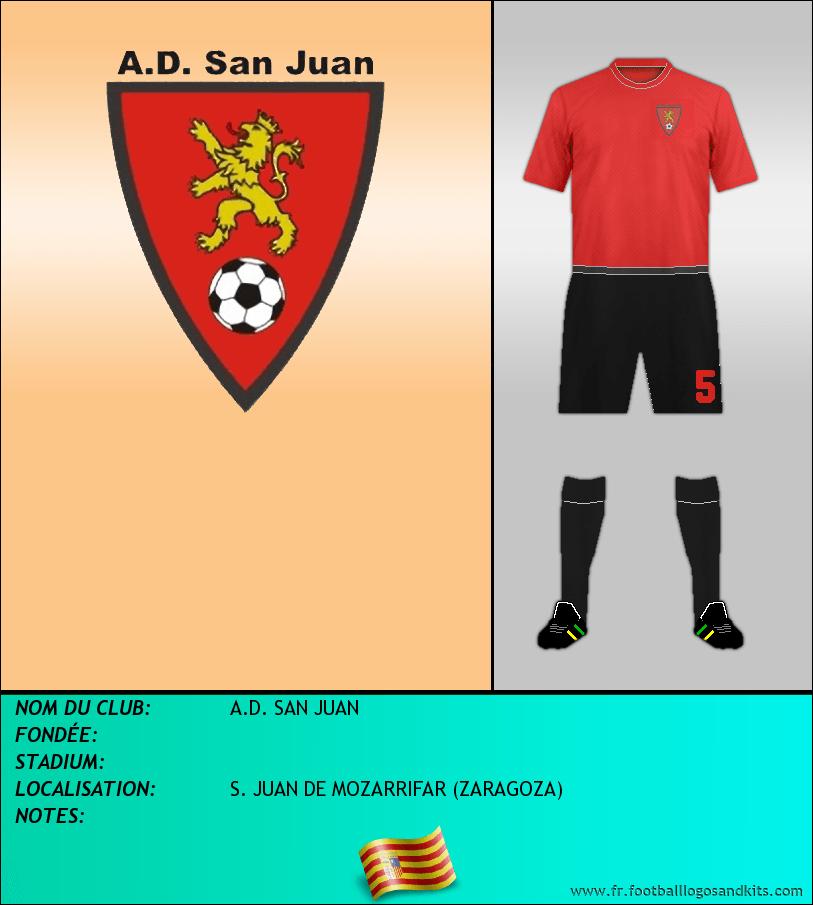 Logo de A.D. SAN JUAN