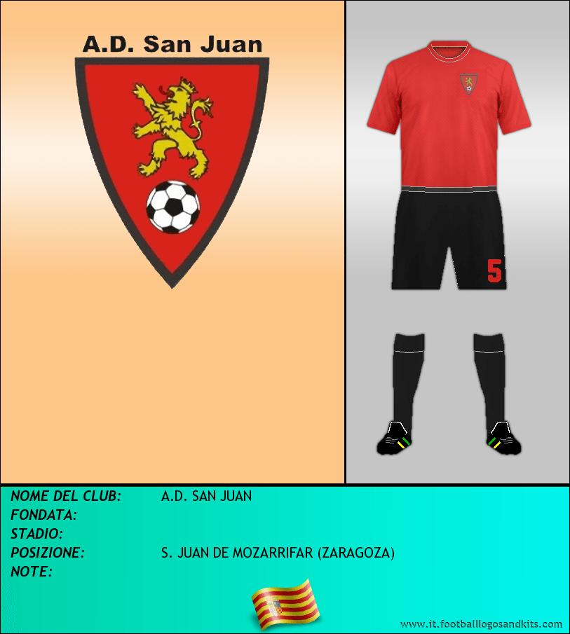 Logo di A.D. SAN JUAN
