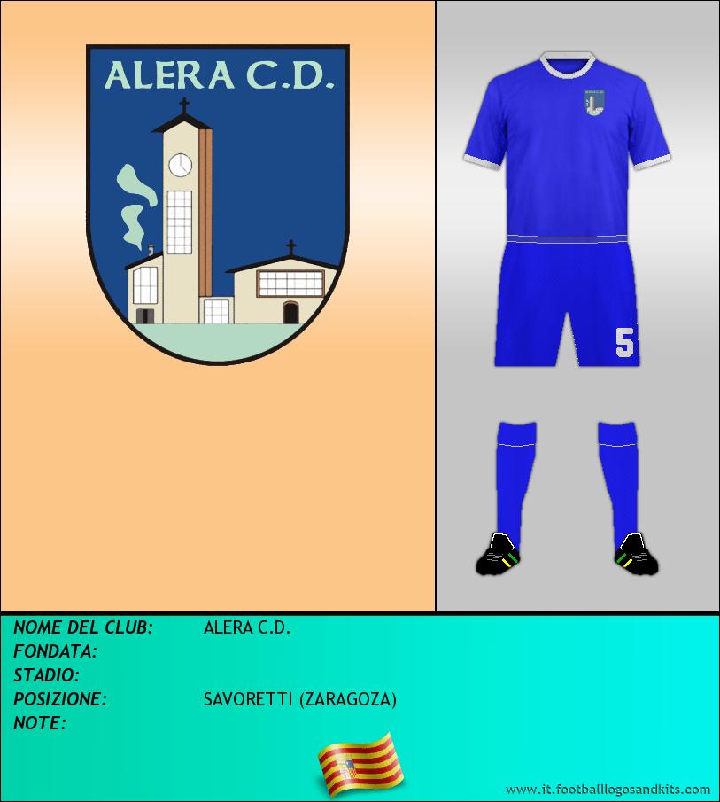 Logo di ALERA C.D.