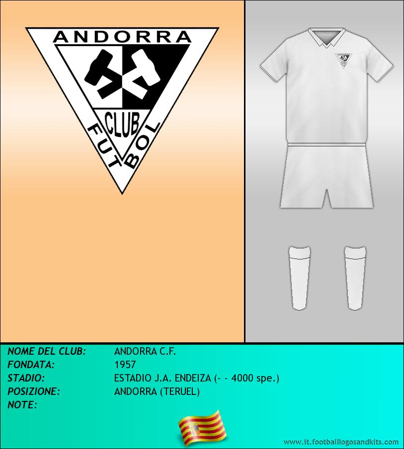 Logo di ANDORRA C.F.