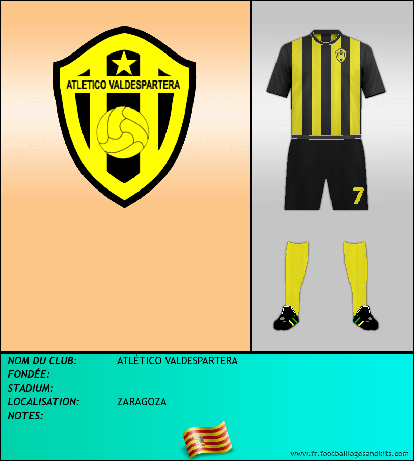 Logo de ATLÉTICO VALDESPARTERA