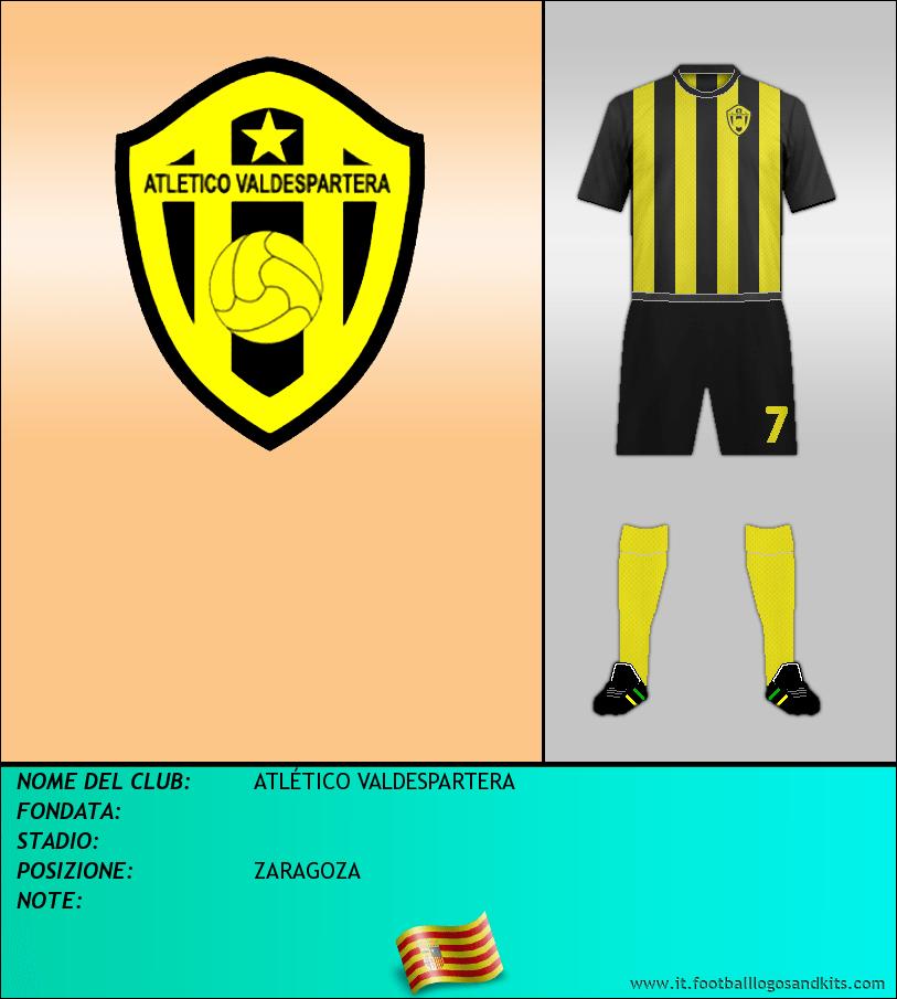 Logo di ATLÉTICO VALDESPARTERA