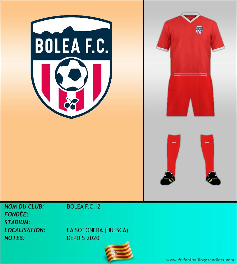 Logo de BOLEA F.C.-2