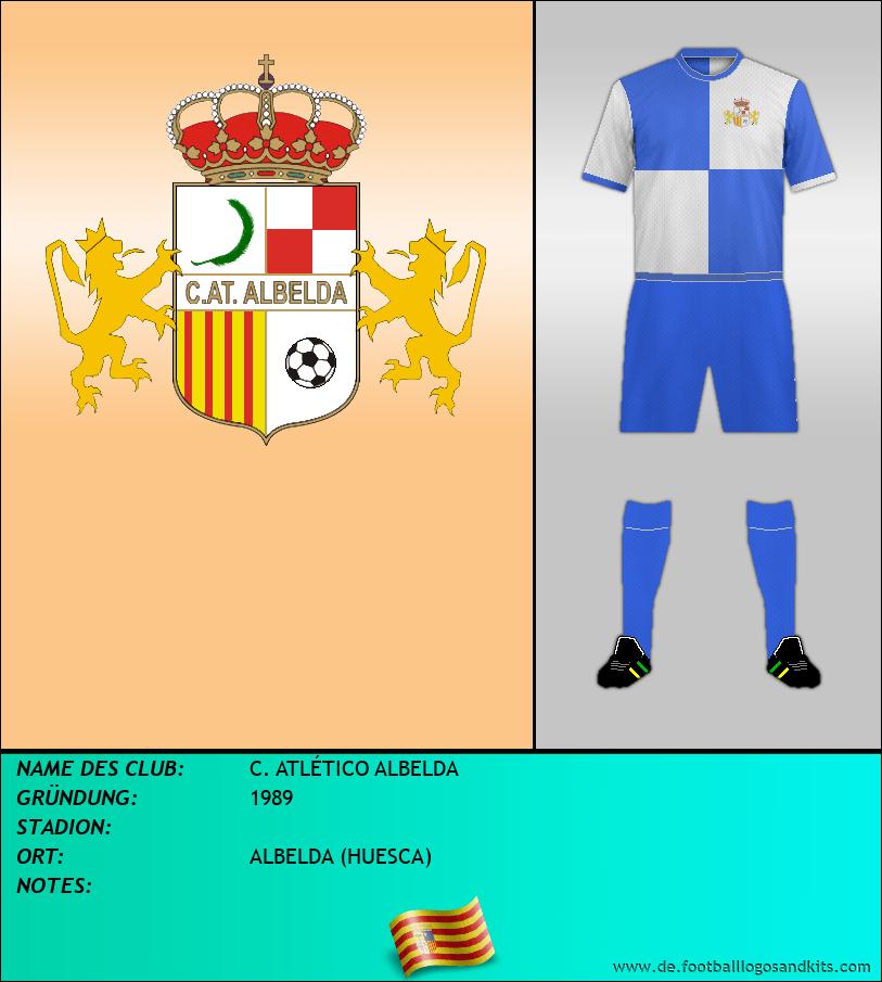 Logo C. ATLÉTICO ALBELDA