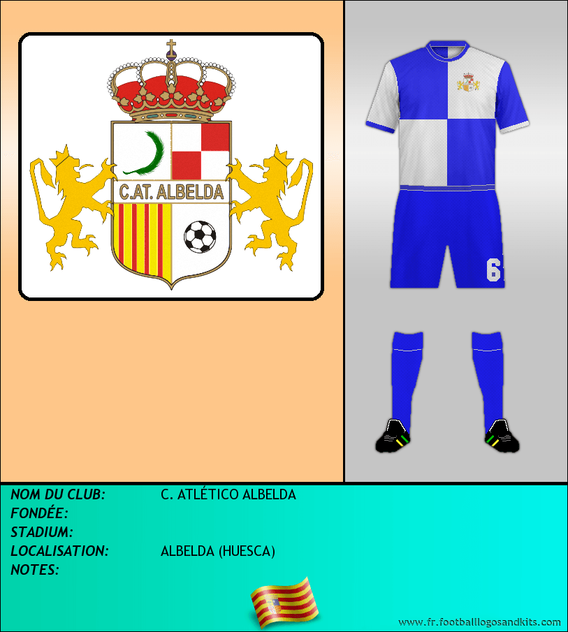 Logo de C. ATLÉTICO ALBELDA