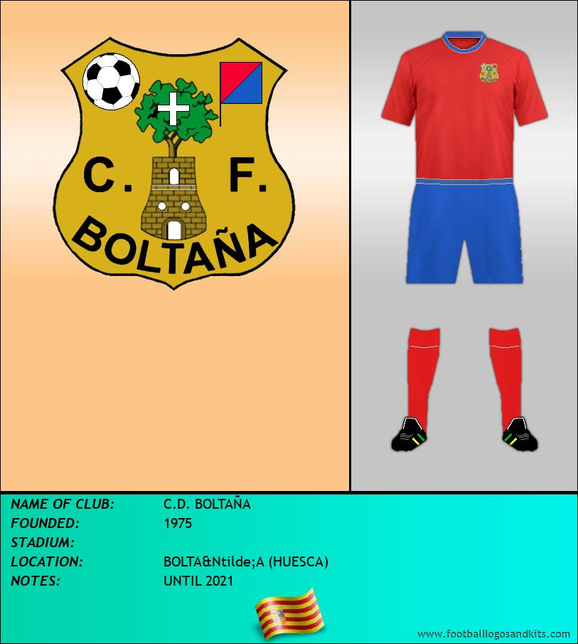 Logo of C.D. BOLTAÑA