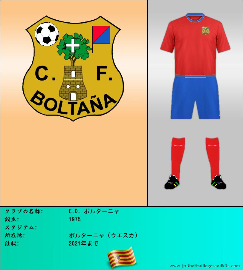 のロゴC.D. ボルタニャ