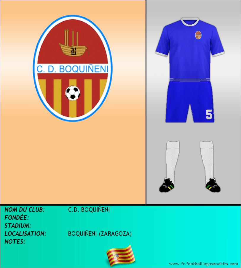 Logo de C.D. BOQUIÑENI