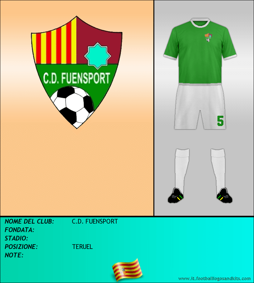 Logo di C.D. FUENSPORT