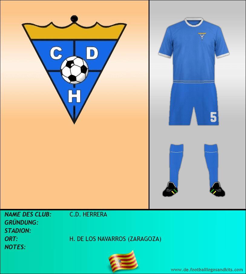 Logo C.D. HERRERA