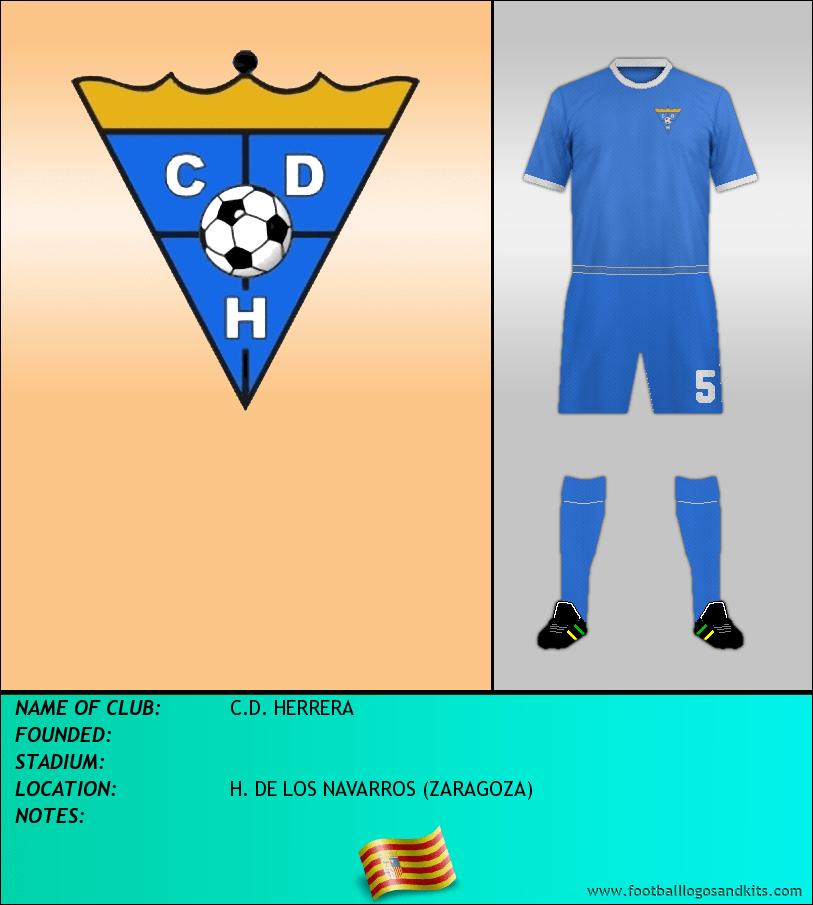 Logo of C.D. HERRERA
