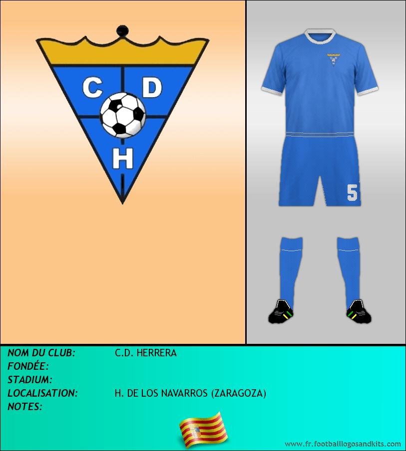 Logo de C.D. HERRERA