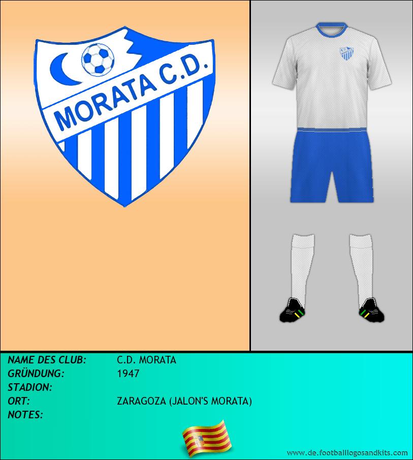 Logo C.D. MORATA