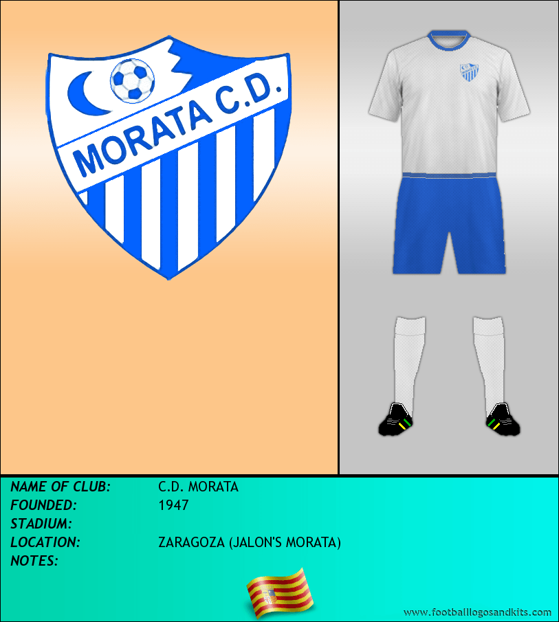 Logo of C.D. MORATA