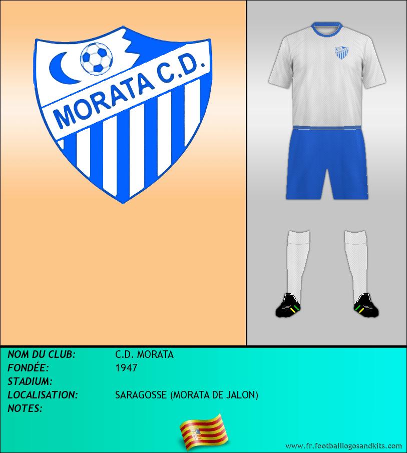 Logo de C.D. MORATA