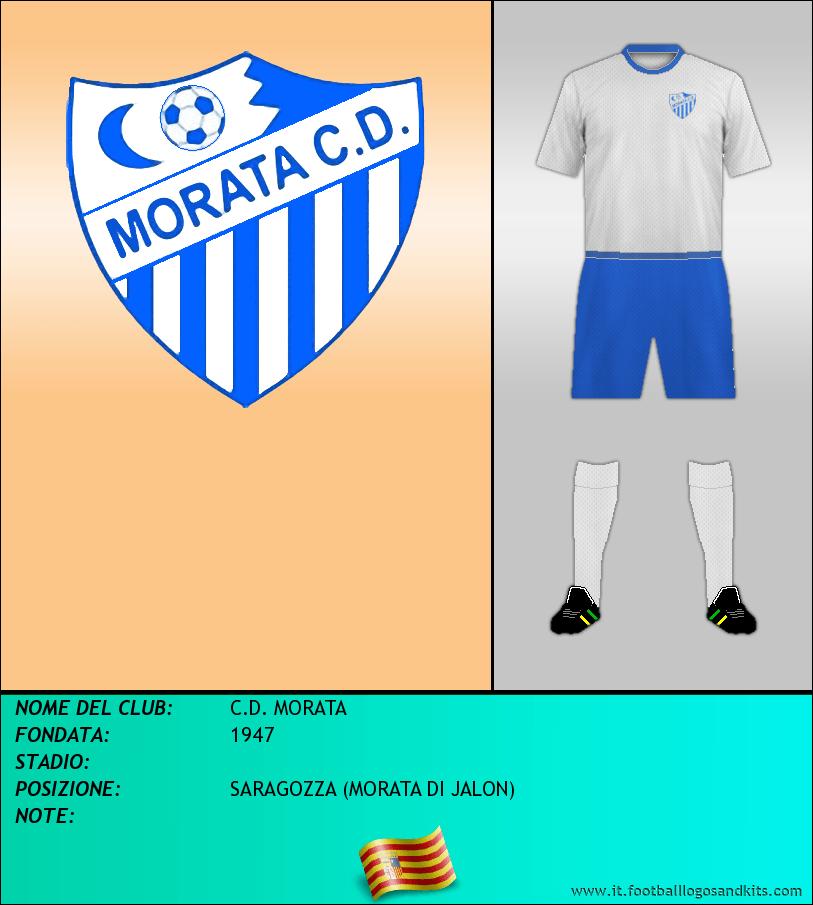 Logo di C.D. MORATA