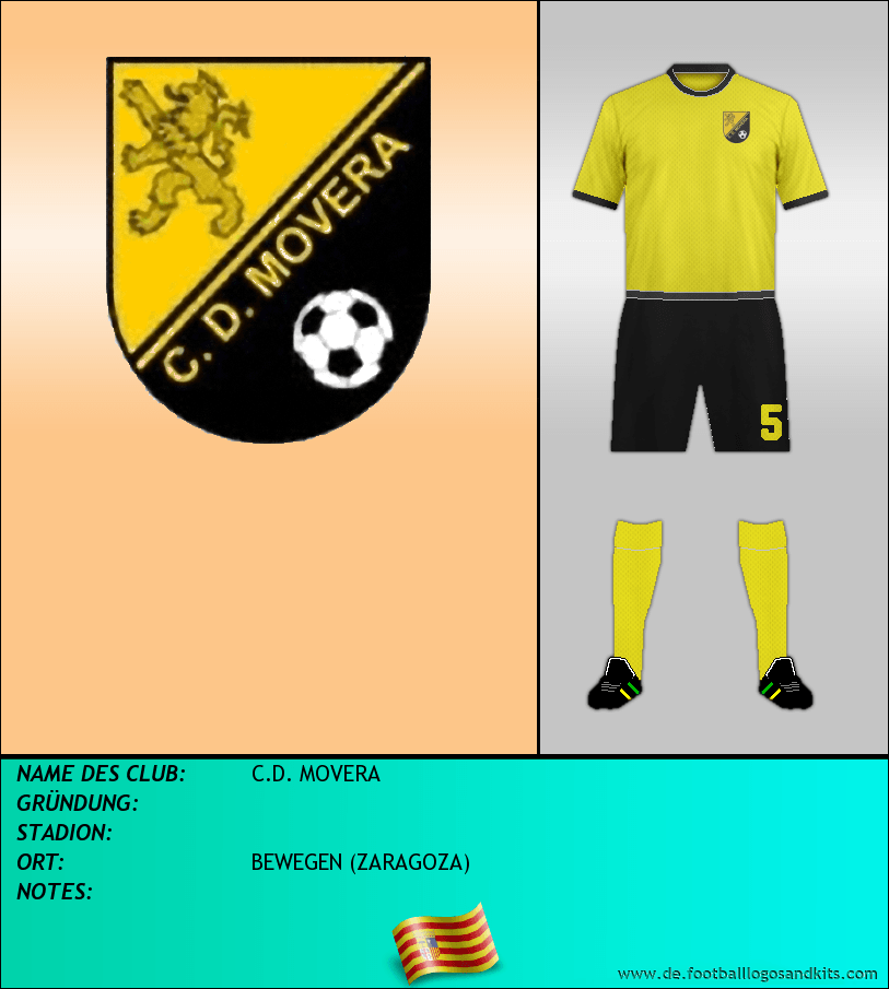 Logo C.D. MOVERA