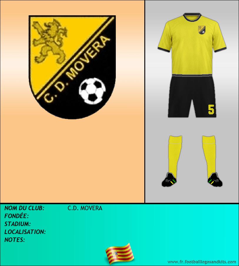 Logo de C.D. MOVERA