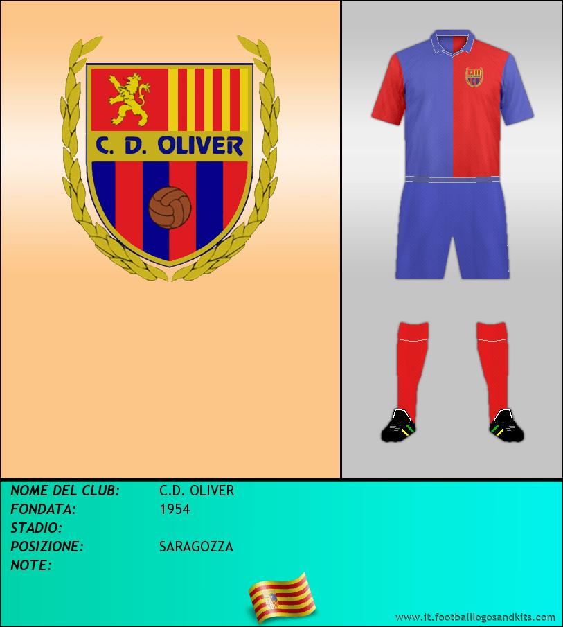 Logo di C.D. OLIVER