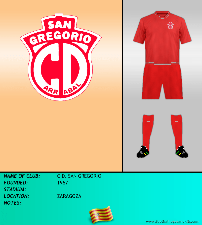 Logo of C.D. SAN GREGORIO