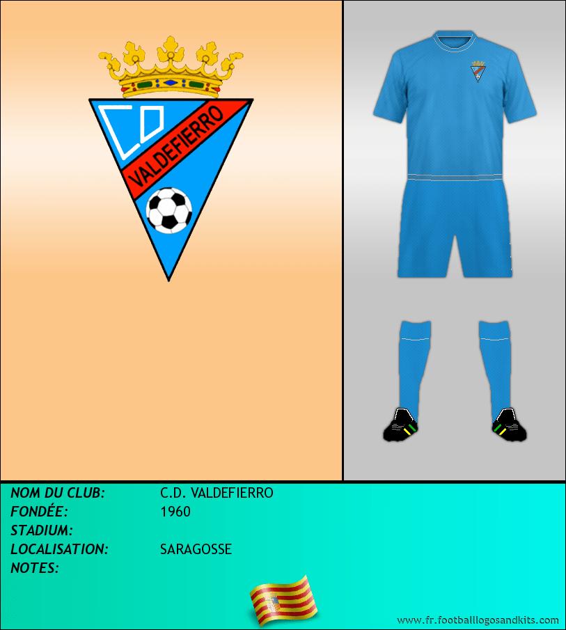 Logo de C.D. VALDEFIERRO