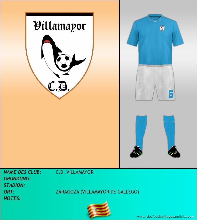 Logo C.D. VILLAMAYOR
