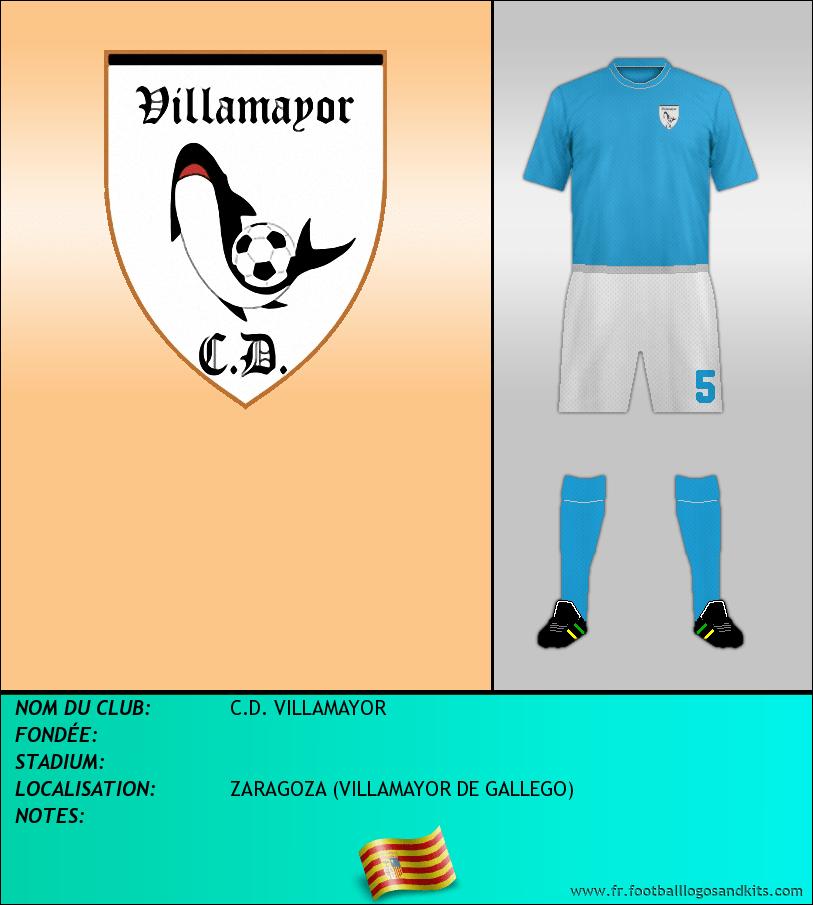 Logo de C.D. VILLAMAYOR
