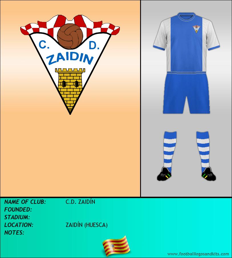 Logo of C.D. ZAIDÍN