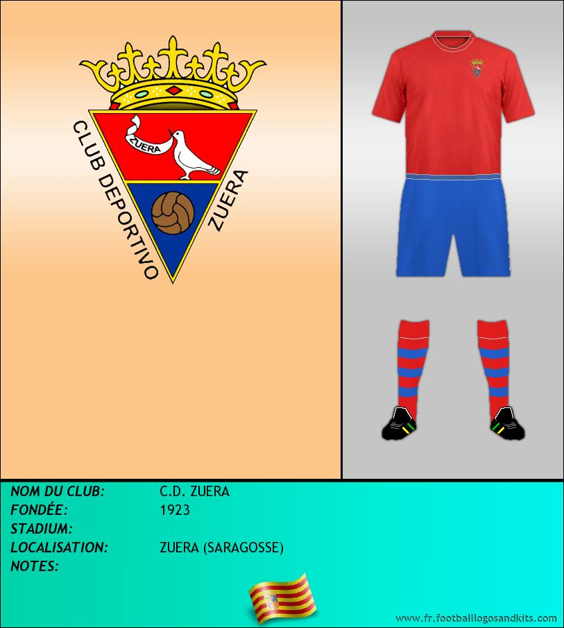 Logo de C.D. ZUERA