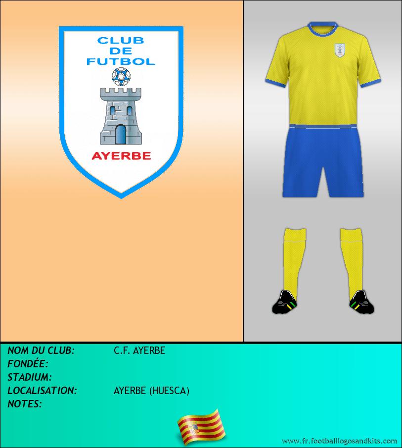 Logo de C.F. AYERBE