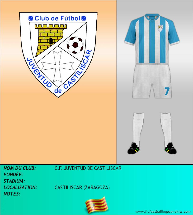 Logo de C.F. JUVENTUD DE CASTILISCAR