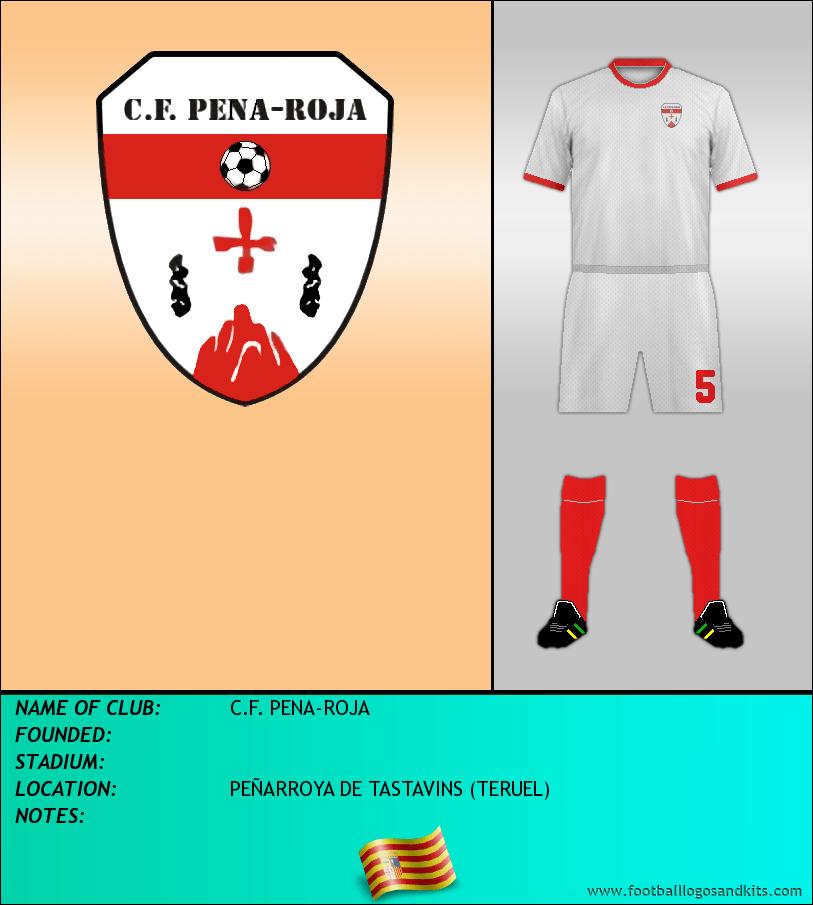 Logo of C.F. PENA-ROJA