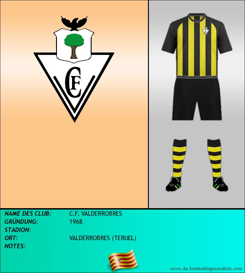 Logo C.F. VALDERROBRES