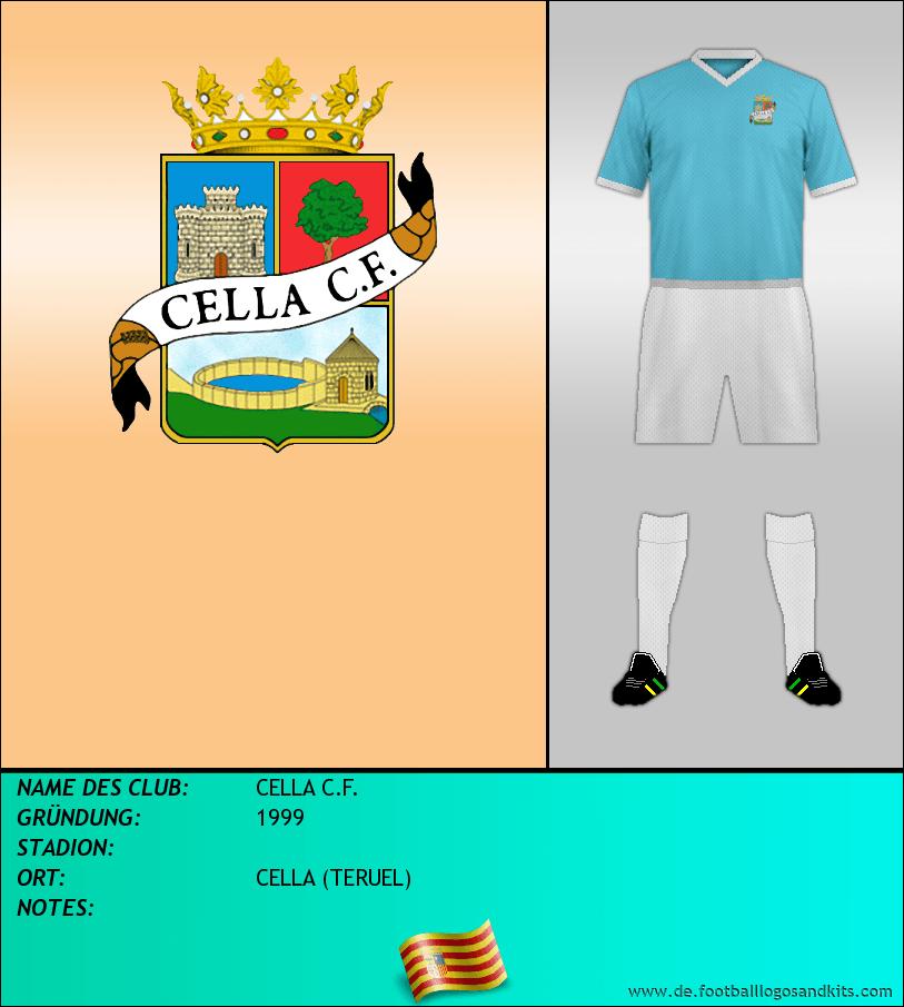 Logo CELLA C.F.