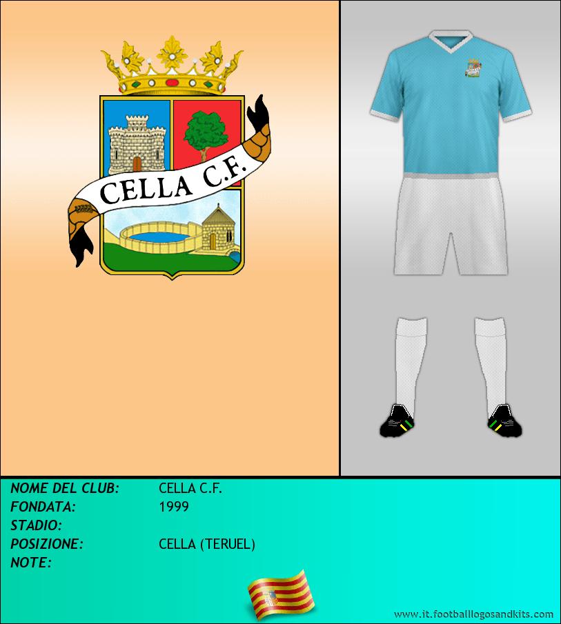 Logo di CELLA C.F.