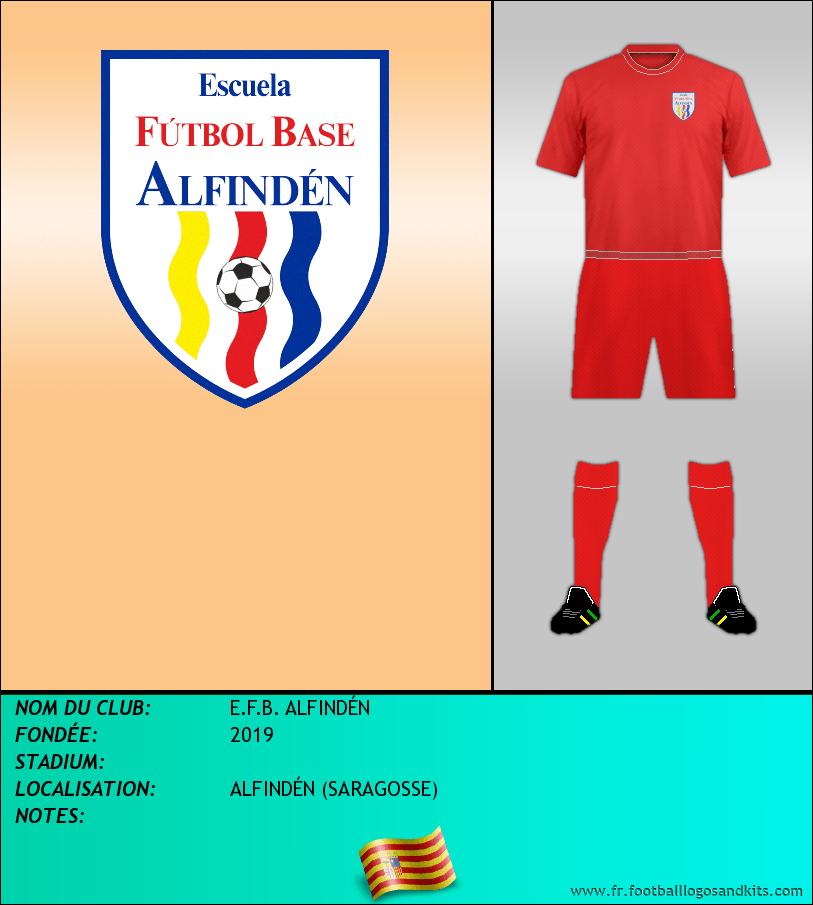 Logo de E.F.B. ALFINDÉN