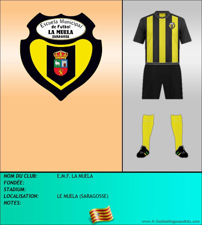 Logo de E.M.F. LA MUELA