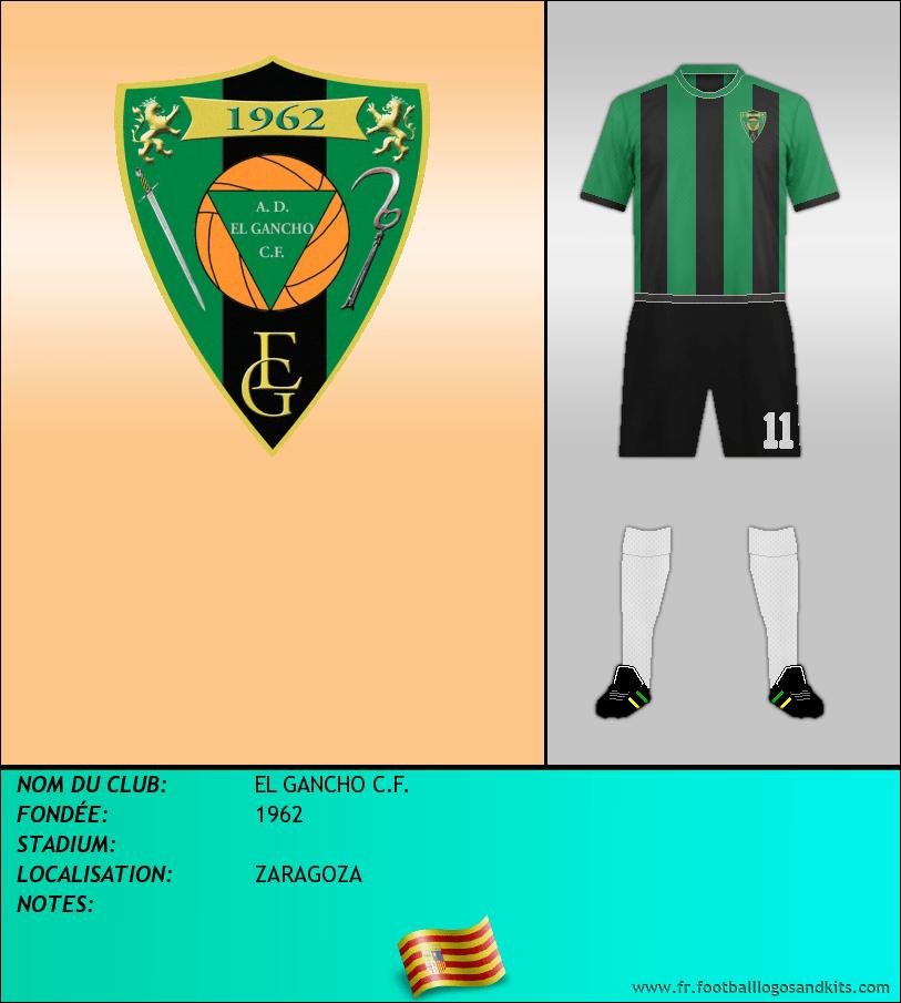 Logo de EL GANCHO C.F.