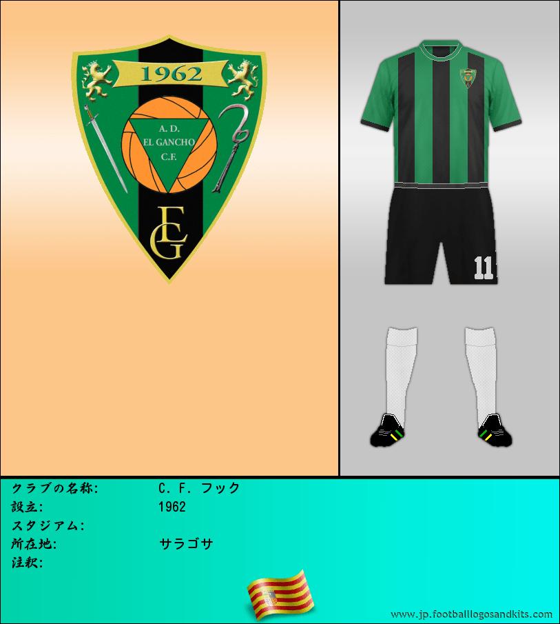 のロゴC. F. フック