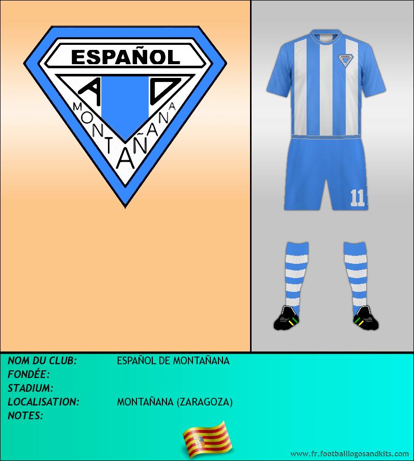 Logo de ESPAÑOL DE MONTAÑANA