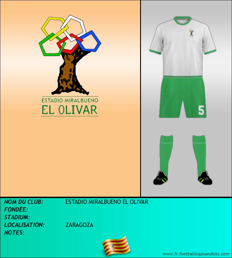 Logo de ESTADIO MIRALBUENO EL OLIVAR
