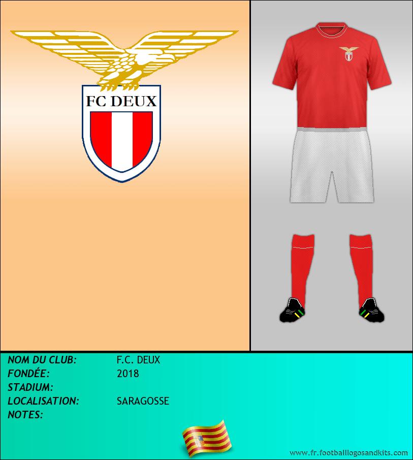 Logo de F.C. DEUX
