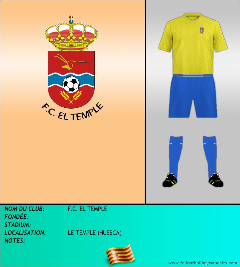 Logo de F.C. EL TEMPLE