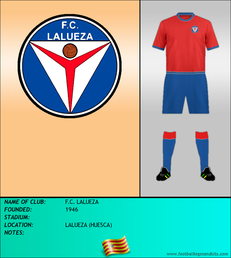 Logo of F.C. LALUEZA