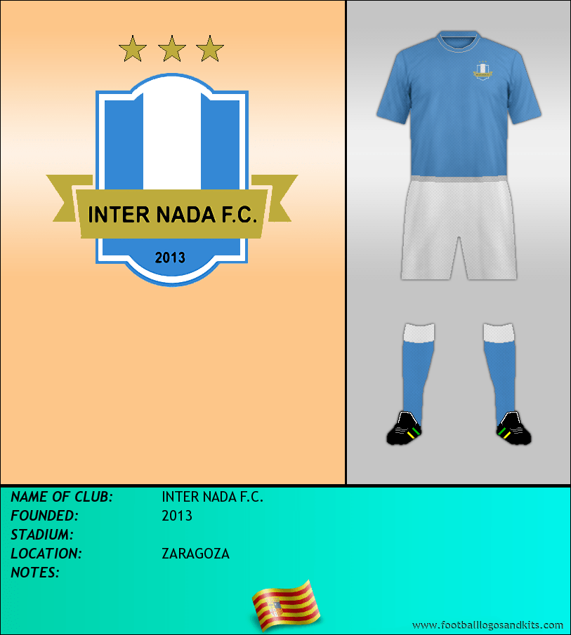 Logo of INTER NADA F.C.